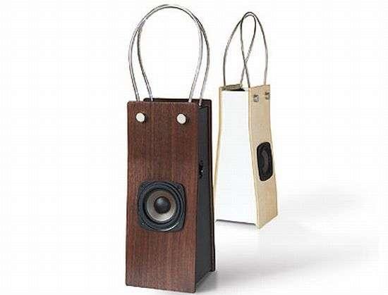 Speaker Handbags