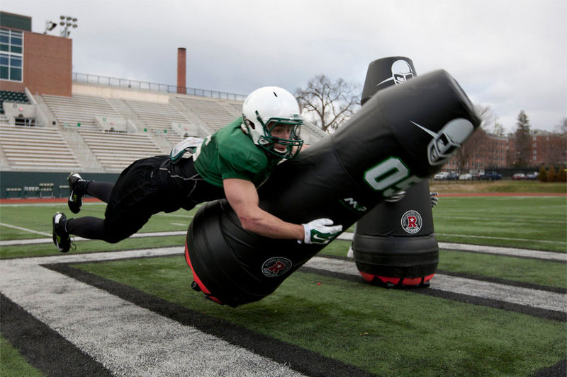 Robotic Tackling Dummies