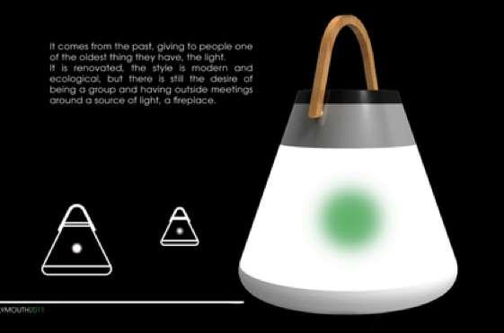 Energy-Fluid Flashlights