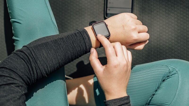 Balanced Health-Focused Smartwatches