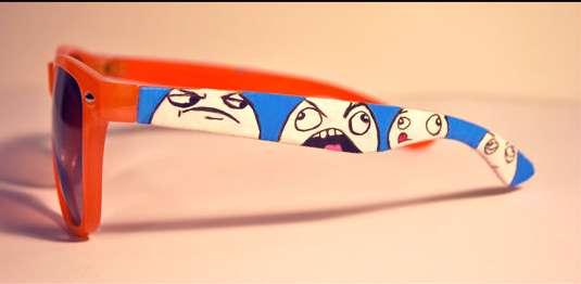 Internet Meme Sunglasses