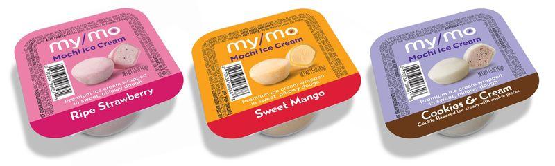 Single-Serve Mochi Snacks