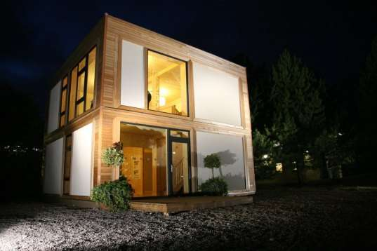 Straw And Hemp Homes Modcell Prefab Homes Are Good