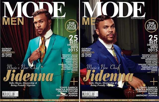 Nigerian-Themed Magazines