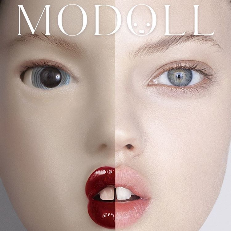 Realistic Fashion Model Replicas