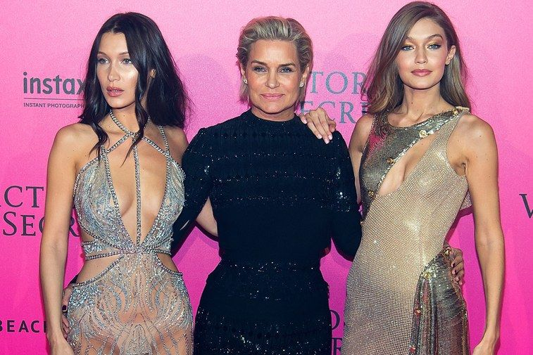 Celebrity-Backed Model Shows