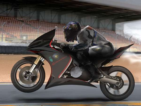 Speedy Biofuel Motorcycles