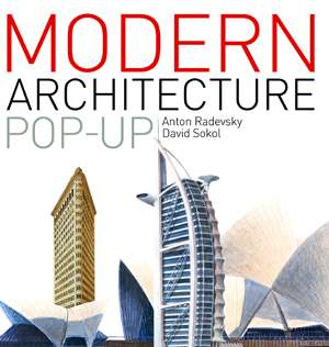 Modern Architecture Pop-Up Books
