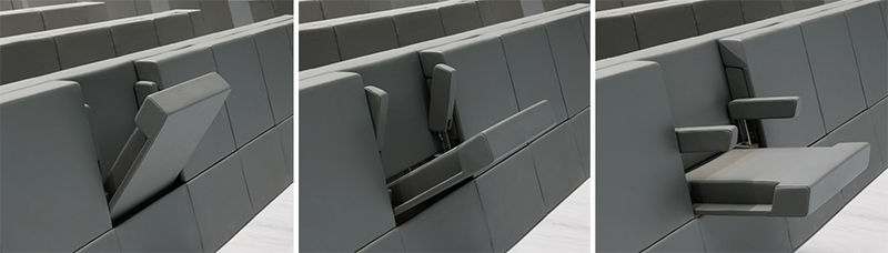 Modern Auditorium Seating