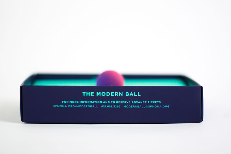 Playful Ball Invitations