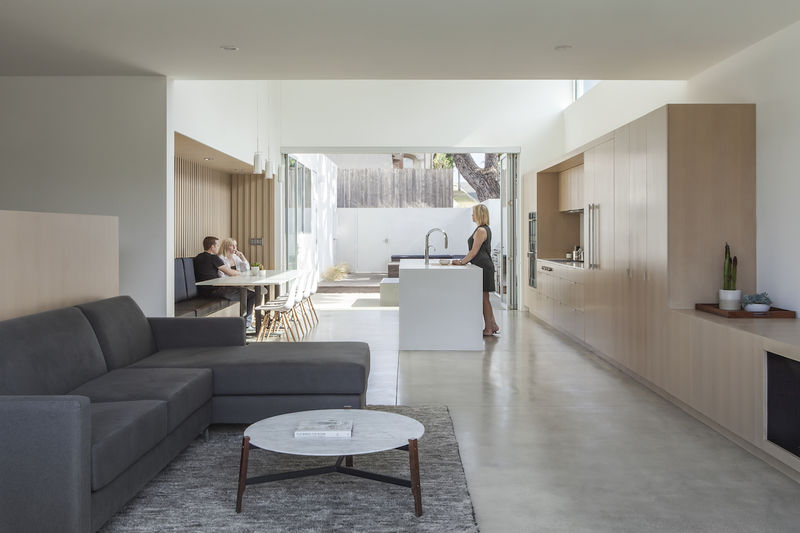 Stylishly Modern Corner Houses