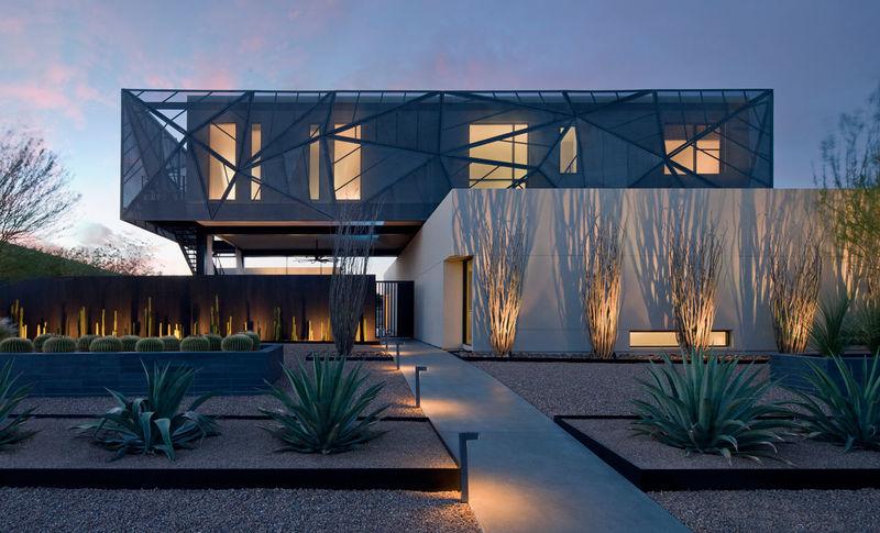 sci fi desert homes desert home rh trendhunter com