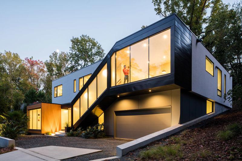 Cozy Modern Family Residences
