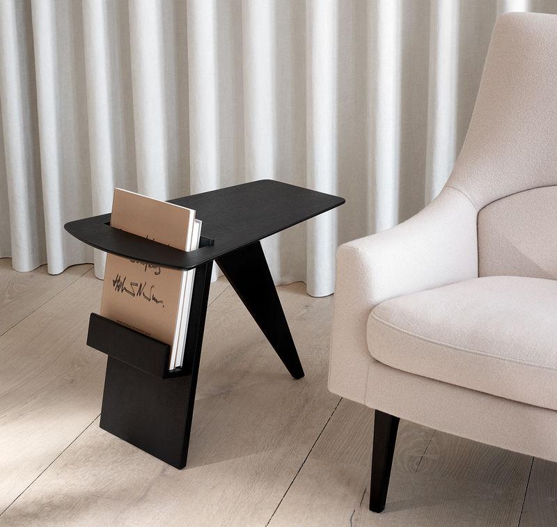 Stylishly Modern Magazine Tables