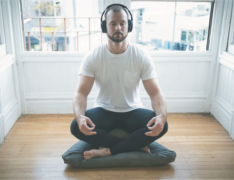 Posture-Correcting Meditation Pillows