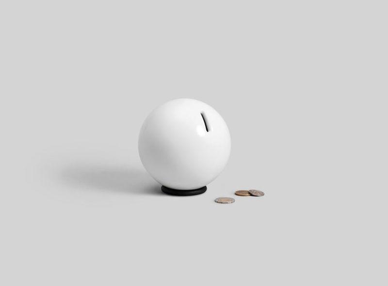 Spherical Piggy Banks