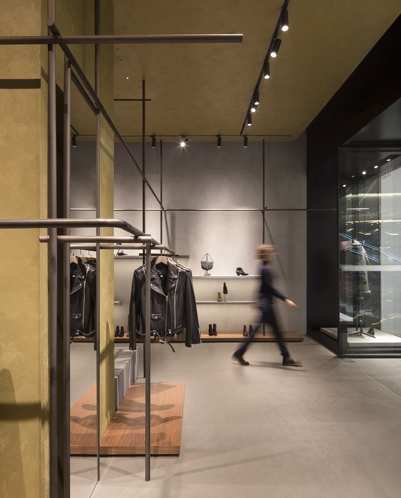 Ambient Modern Retail Spaces