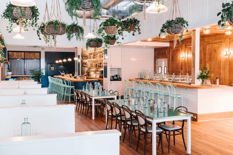 Romantically Modern Seafood Restaurants