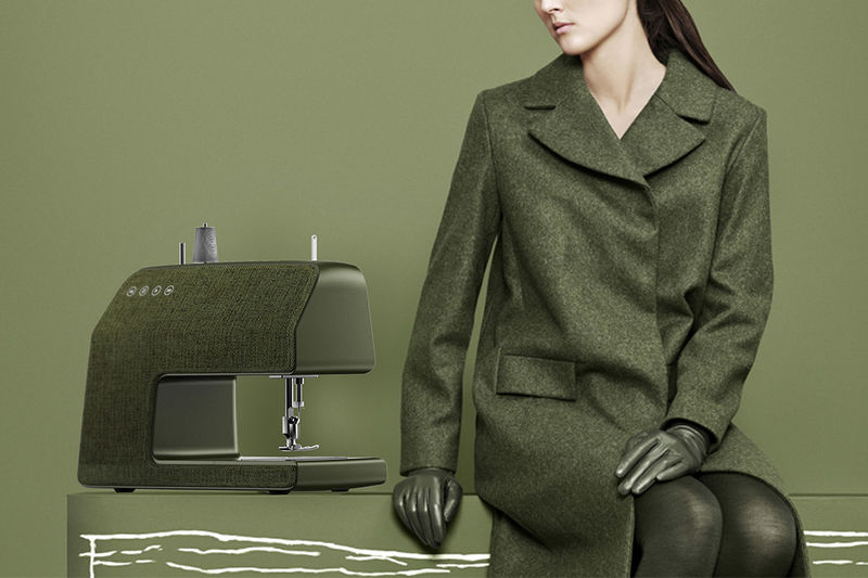 High-Fashion Sewing Machines