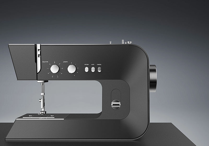 Pen-Inspired Sewing Machines