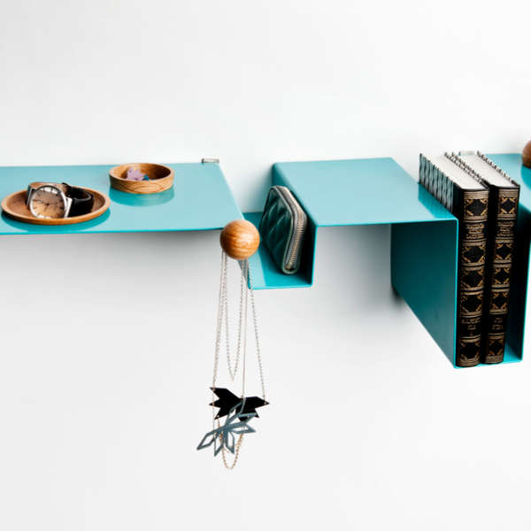 Modern Shelving Solutions