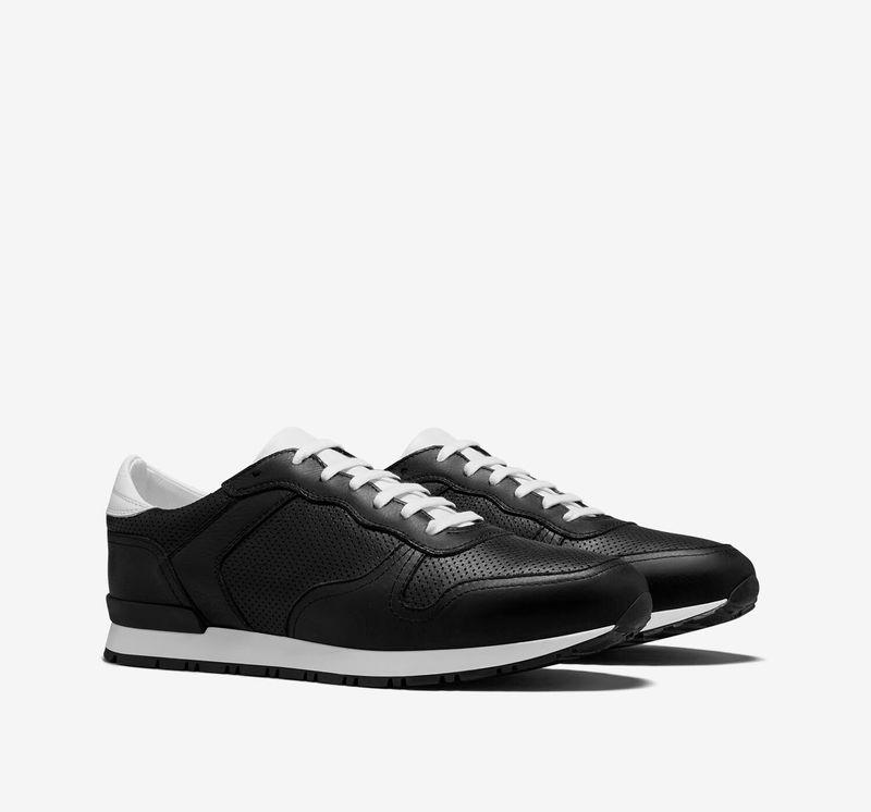 Sporty Modern Sneaker Silhouettes