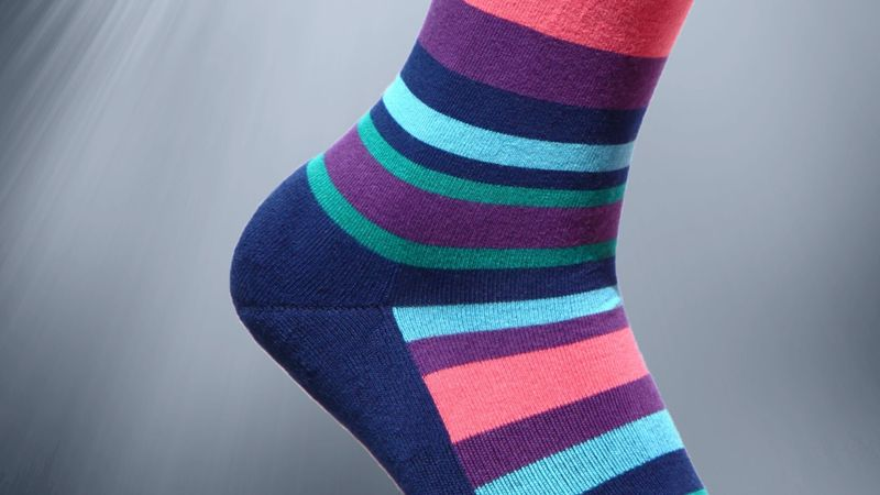 Ultra-High Tech Modern Socks