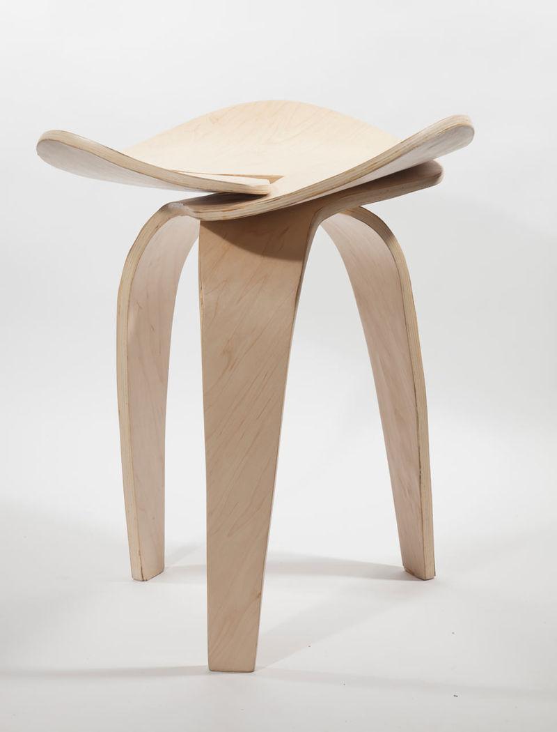 fluid modern stools  modern stool - fluid modern stools