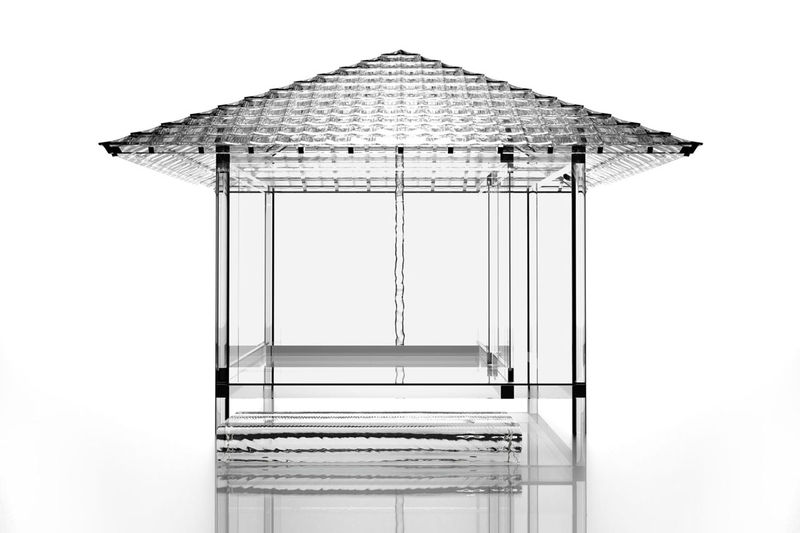 Oriental Glass Structures