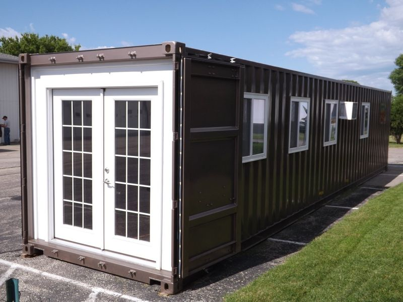 Deliverable Pre-Fab Homes