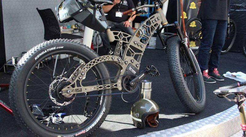 Transforming Modular Bikes