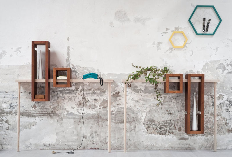 Modular Console Tables
