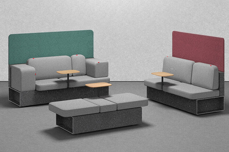 Building Block Furniture Systems