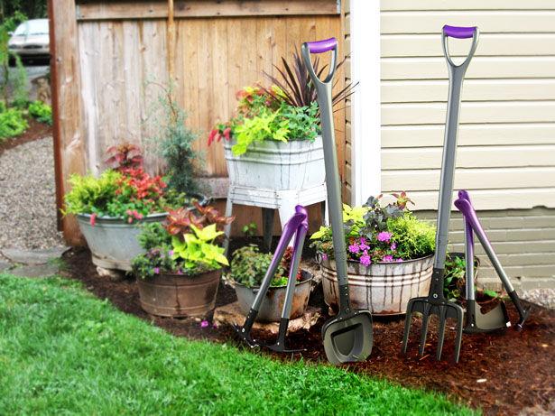 Shapeshifting Gardener Equipment