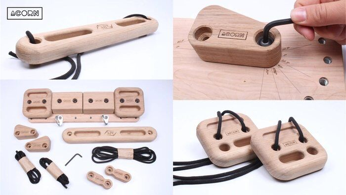 All-in-One Indoor Climbing Trainers