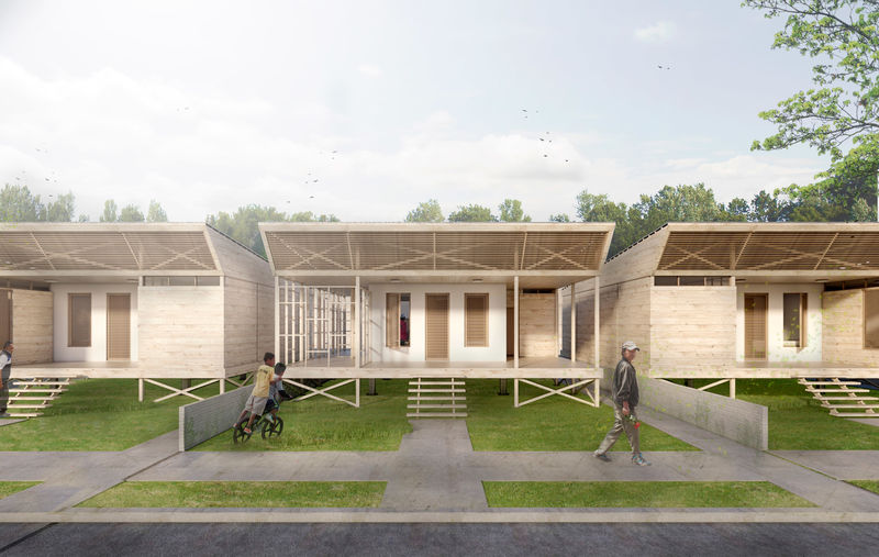 Affordable Modular Housing Units