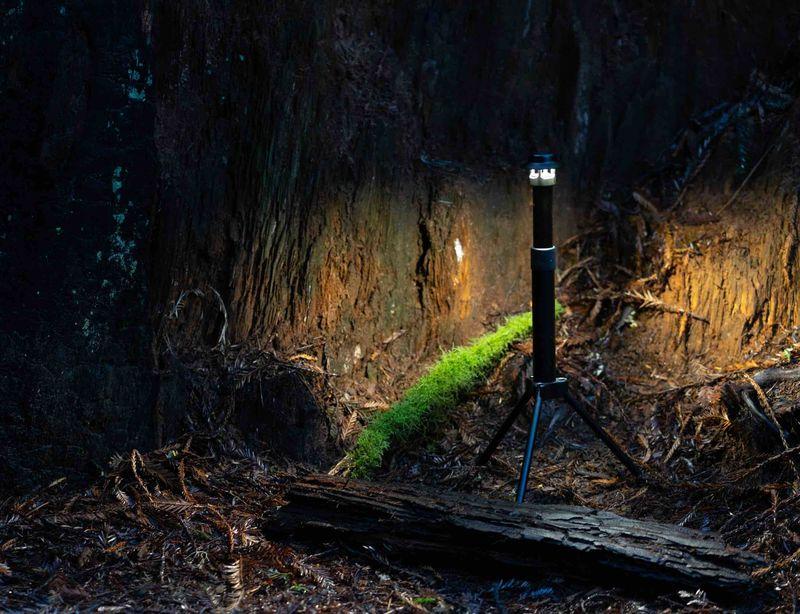 Indirect Illumination Camping Lanterns