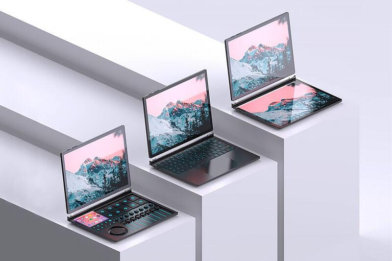 Bespoke Productivity Hybrid Laptops