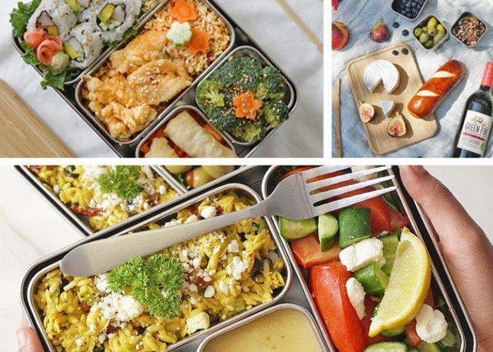 Modular Lunchbox Systems