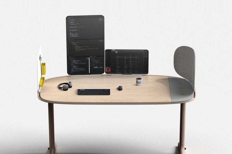 Technology-Infused Workstations