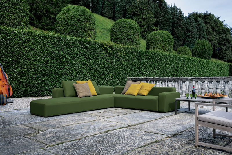 Versatile Outdoor Sofas - Versatile Outdoor Sofas : Modular Outdoor Seating