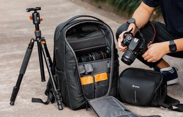 Content Creator Backpacks