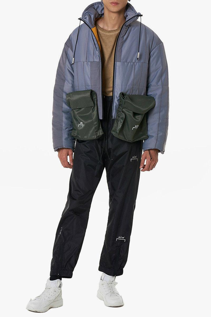 Modular Puffer Jackets