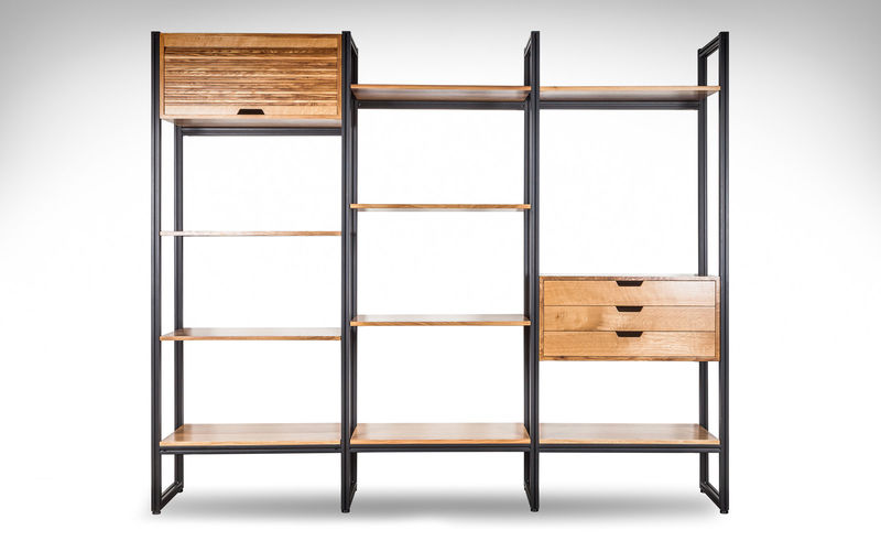 Versatile Storage Shelves