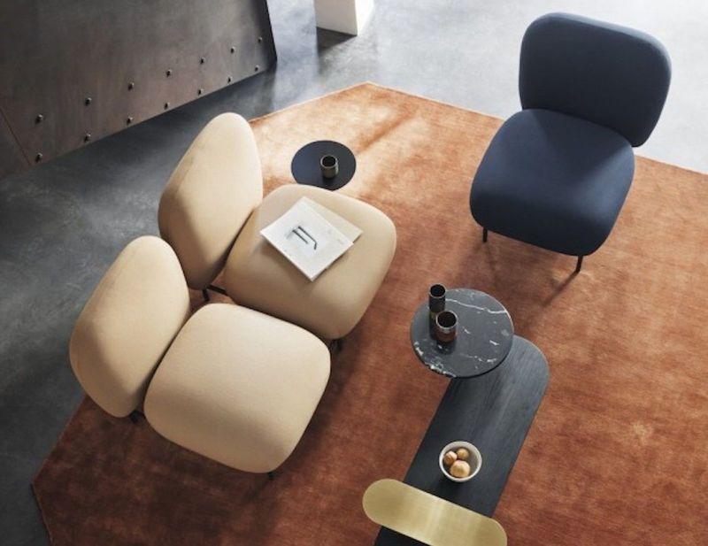 Island-Inspired Modular Sofas