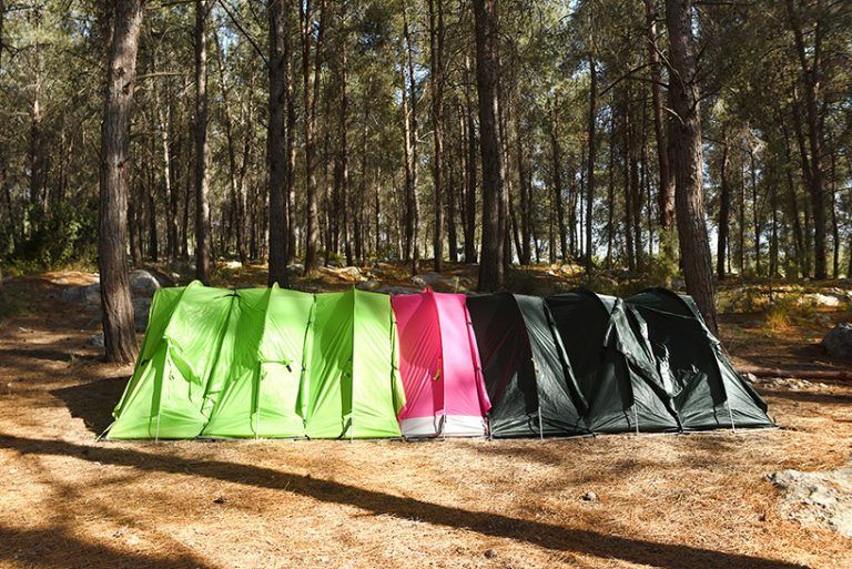 Modular Tent Systems