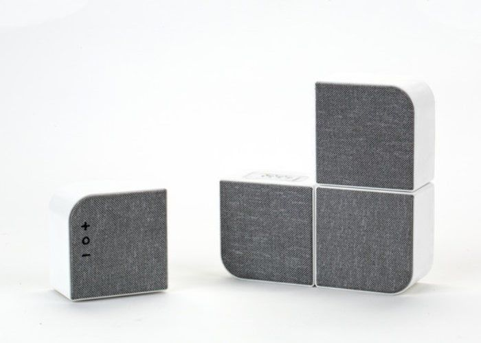 Magnetic Sound System Speakers