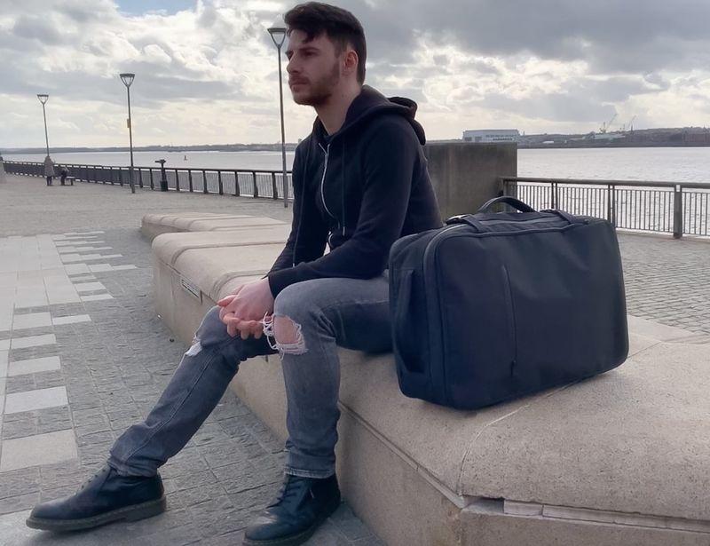 Adaptable Traveler Backpacks