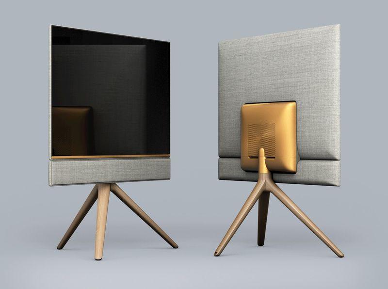 Modern Modular TVs