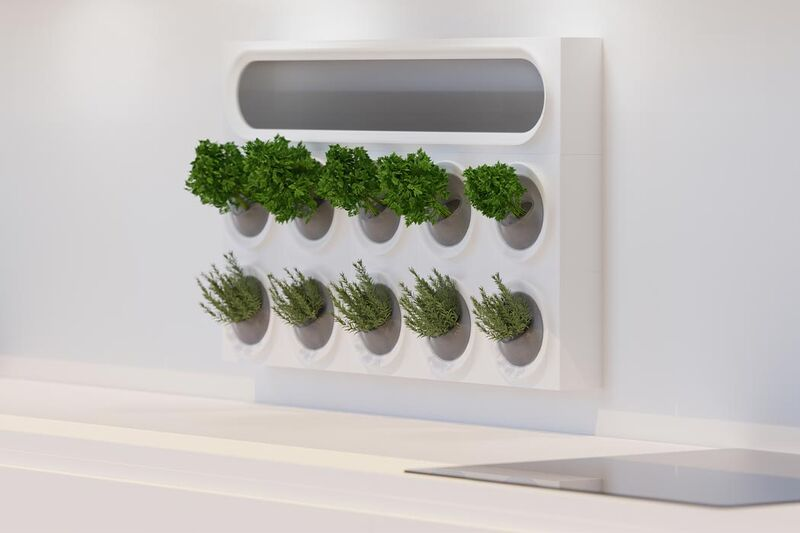 Self-Sustaining Indoor Gardens